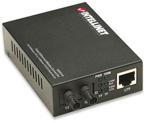 Intellinet 506519 network media converter | Dodax.ch