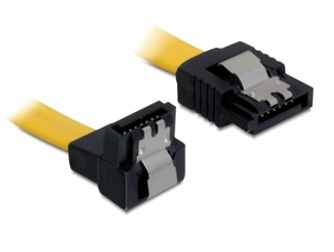 DeLOCK - Kabel SATA 0.5m (0.5m SATA M/M) | Dodax.at