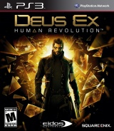 Deus Ex: Human Revolution Austrian Packaging - PS3 | Dodax.de