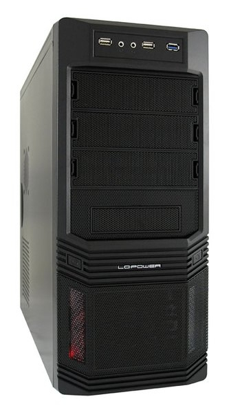 Lc-Power Midi Tower LC-925B | Dodax.at