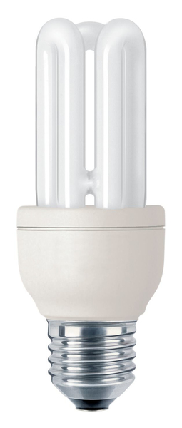 Philips Energiesparlampe Genie E27, 11W, | Dodax.at