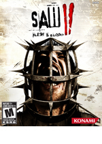 Saw 2: Flesh & Blood UK Edition - XBox 360 | Dodax.co.uk