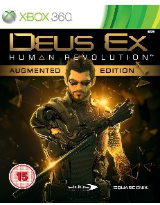 Deus Ex: Human Revolution UK Edition - XBox 360 | Dodax.co.uk