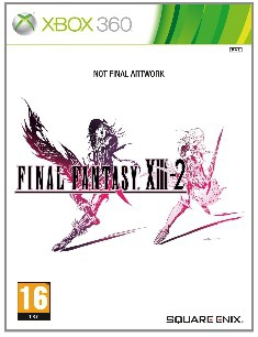 Square Enix FINAL FANTASY XIII-2 | Dodax.co.uk