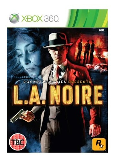 L.A. Noire UK Edition - XBox 360 | Dodax.co.jp