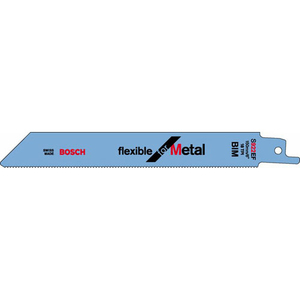 Bosch - Säbelsägeblätter Flexible for Metal, 5 Stk. (2608656015) | Dodax.ch