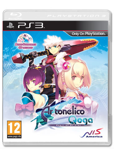 Ar Tonelico Qoga UK Edition - PS3 | Dodax.ch