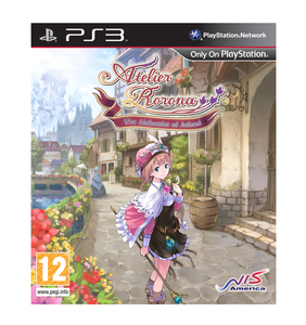 Atelier Totori: The Alchemist Of Arland 2 UK Edition - PS3 | Dodax.ch