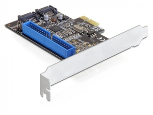 DeLOCK PCI Express Card/SATA/IDE | Dodax.at