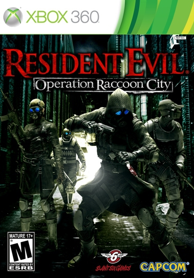 Resident Evil: Operation Raccoon City German Edition - XBox 360 | Dodax.ch