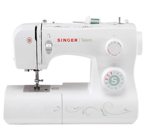 SINGER - Sewing machine Rotary 220 - 240 V (Talent 3321) | Dodax.ch