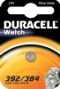 Duracell 392/384 Silver-Oxide (S) 1.5V non-rechargeable battery   Dodax.com