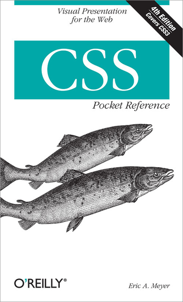 O'Reilly CSS Pocket Reference, 4th Edition   Dodax.pl