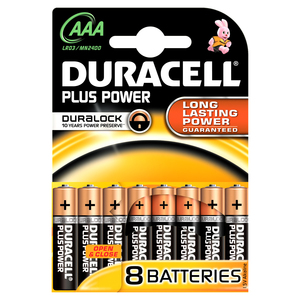 Duracell Plus Power | Dodax.ca
