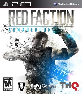 THQ Red Faction: Armageddon, PS3 PlayStation 3 English video game | Dodax.ca