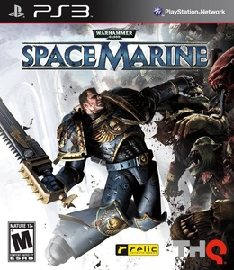 Warhammer 40000: Space Marine - PS3 | Dodax.fr