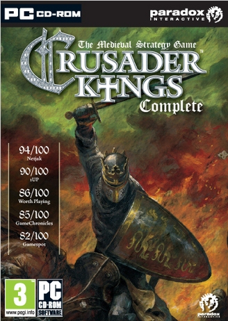 Paradox Interactive Crusader Kings Complete | Dodax.pl