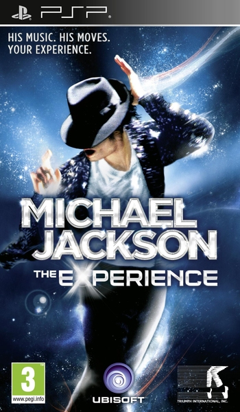 Ubisoft Michael Jackson: The Experience | Dodax.co.uk