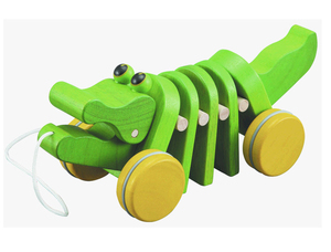 PLAN TOYS Tanzender Alligator | Dodax.at