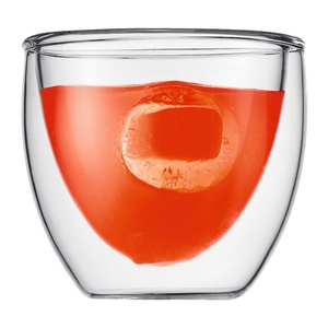 Bodum - Pavina Double-Wall Glass Set 0.08 L, 2 pcs (4557-10) | Dodax.at