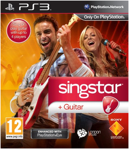 Singstar Guitar Italian Edition - PS3 | Dodax.fr