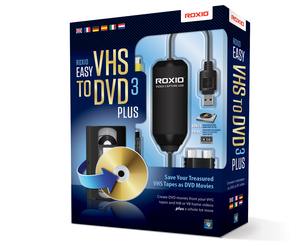 Roxio Easy VHS to DVD 3 Plus | Dodax.ch