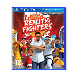 Sony Reality Fighters, PS Vita | Dodax.es