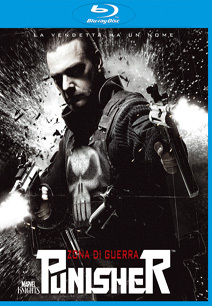 Sony Pictures Punisher: Zona di guerra (2008), Blu-Ray | Dodax.ca