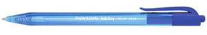 Papermate InkJoy 100 RT Clip-on retractable ballpoint pen Medium Blauw 20stuk(s) | Dodax.nl