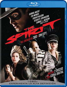 Sony Pictures The Spirit (2008), Blu-Ray | Dodax.ch