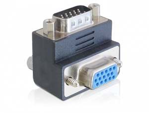 DeLOCK - Adapter VGA Male / Female  (65290) | Dodax.co.uk