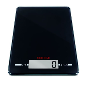 Soehnle - Page Evolution Kitchen Scale up to 5 kg, Black (66178) | Dodax.ch