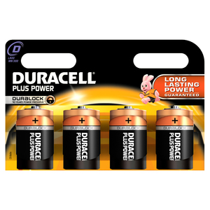 Duracell Plus Power | Dodax.at