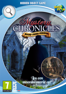 MSL Mystery Chronicles: Moord Onder Vrienden, PC | Dodax.it