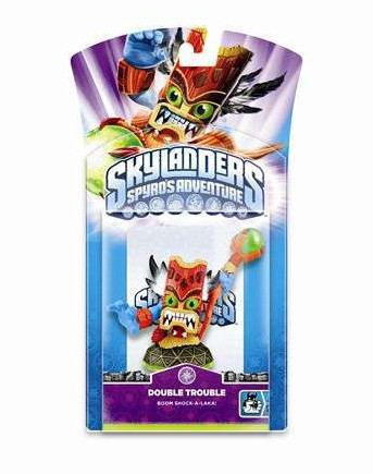 Activision SKYLANDERS DOUBLE TROUBLE | Dodax.co.uk