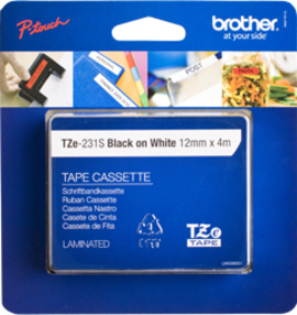 Brother TZE-231S | Dodax.ca
