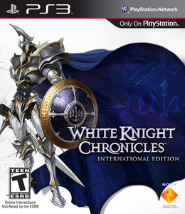 White Knight Chronicles - PS3 | Dodax.ch