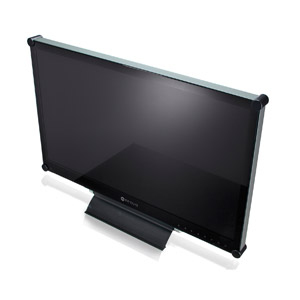 "Image of AG - Neovo Full HD Monitor, 23.6"""", Black (X2400011E0100)"