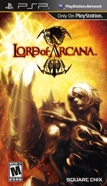 Square Enix Lord Of Arcana, PSP | Dodax.co.uk