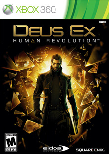 Square Enix Deus Ex: Human Revolution, Xbox 360 | Dodax.co.uk