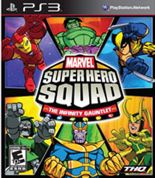 Marvel Super Hero Squad: The Infinity Gauntlet US Edition - PS3 | Dodax.ch