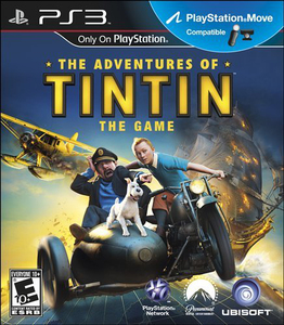 The Adventures Of Tintin: The Game - PS3 | Dodax.ch