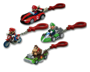 BG Games - Key Ring Mario Kart Series 1 | Dodax.ca