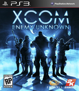 Take-Two Interactive XCOM: Enemy Unknown, PS3 | Dodax.fr