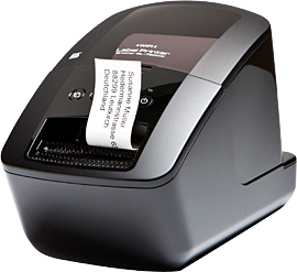 Brother QL-720NW CD Label-Drucker | Dodax.at