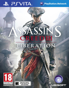 Assassin's Creed III: Liberation German Edition - PSV | Dodax.ch
