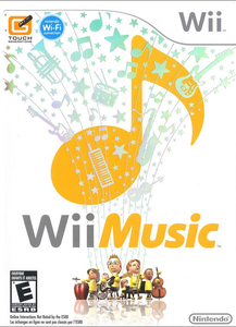 Wii Music UK Edition - Wii | Dodax.co.uk