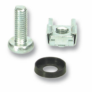 Image of 691099 - Square caged nut M6 691099