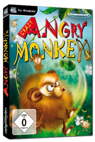 Magnussoft Crazy Angry Monkeys | Dodax.es