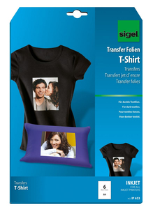 Sigel IP653 T-Shirt Transfer-Folie | Dodax.ch